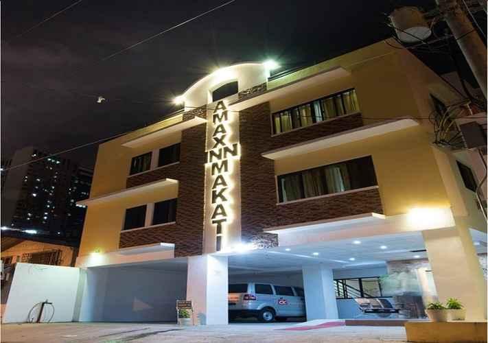 EXTERIOR_BUILDING Amax Inn Makati