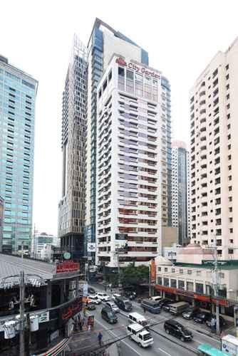 City Garden Hotel Makati In Poblacion Makati Metro Manila