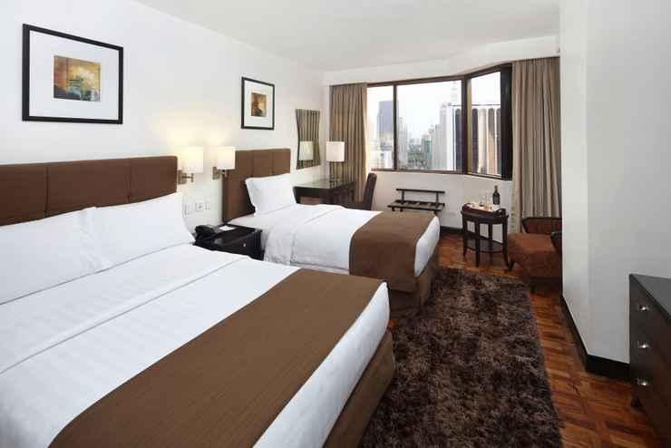 BEDROOM City Garden Hotel Makati