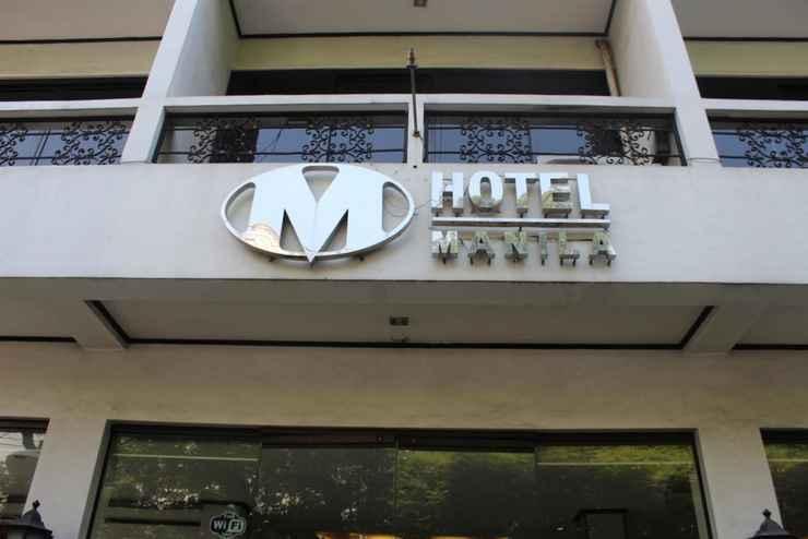 EXTERIOR_BUILDING M Hotel Manila
