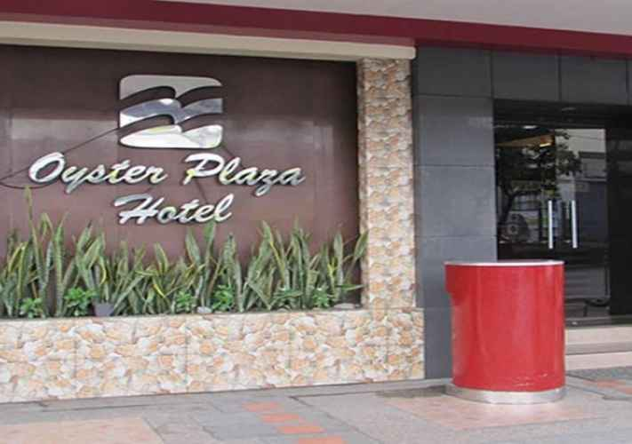 EXTERIOR_BUILDING Oyster Plaza Hotel