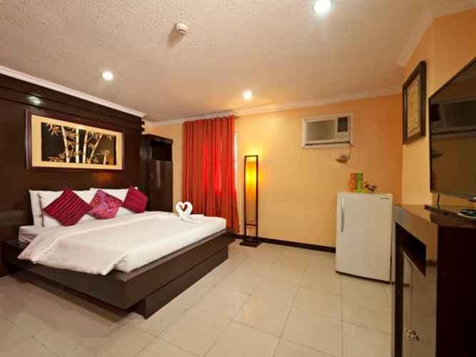 BEDROOM Oyster Plaza Hotel