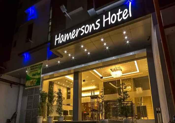 EXTERIOR_BUILDING Hamersons Hotel