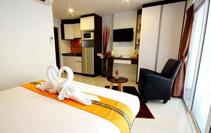 Sunset Apartments Chonburi - Studio Room