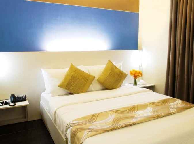 BEDROOM Pillows Hotel Cebu