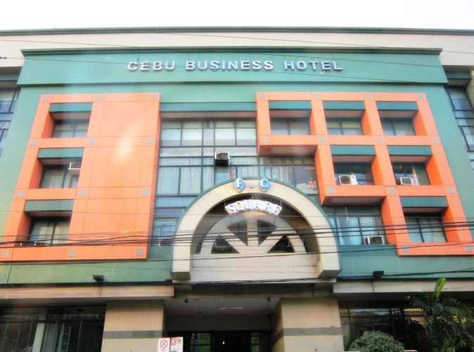 EXTERIOR_BUILDING Cebu Business Hotel