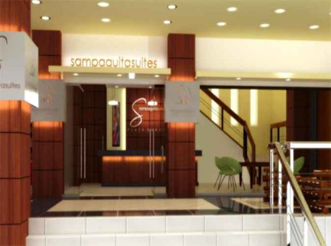 LOBBY Sampaguita Suites Plaza Garcia