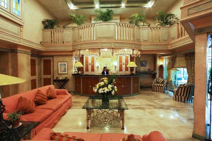 LOBBY Manila Manor Hotel