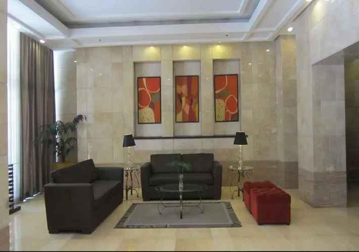 LOBBY Alcoves Apartments - Legaspi