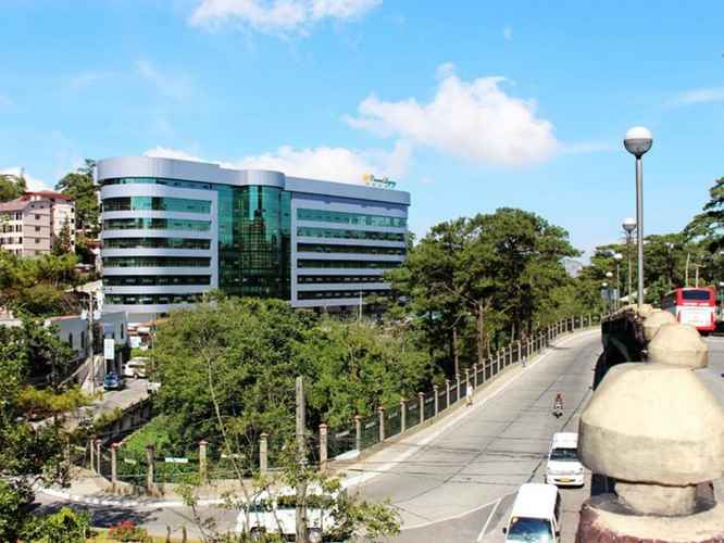 EXTERIOR_BUILDING Baguio Crown Legacy Hotel