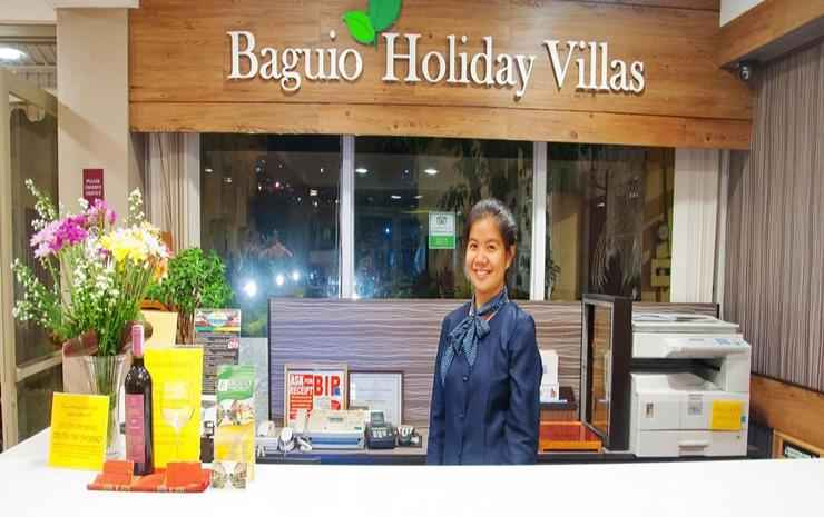 LOBBY Baguio Holiday Villas