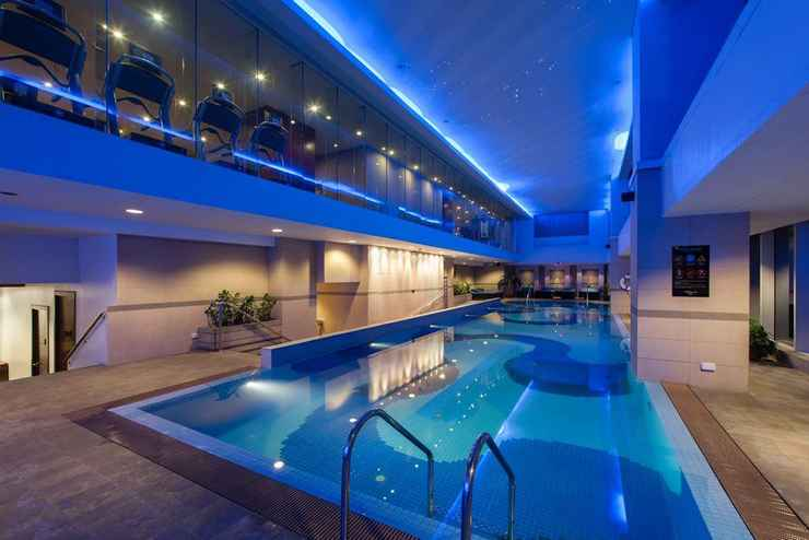 SWIMMING_POOL Joy~Nostalg Hotel and Suites Manila- managed by Accorhotels