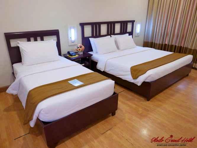 BEDROOM Iloilo Grand Hotel