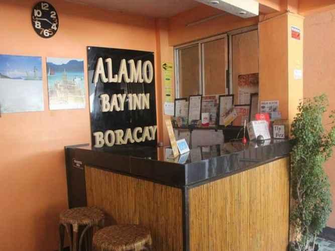 LOBBY Alamo Bay Inn