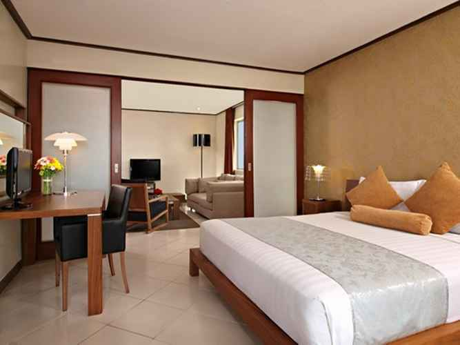 BEDROOM Hotel Kimberly Manila