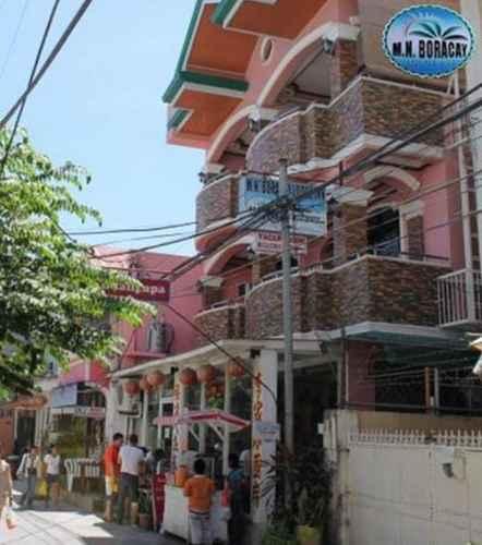 EXTERIOR_BUILDING MN Boracay Lodge Inn