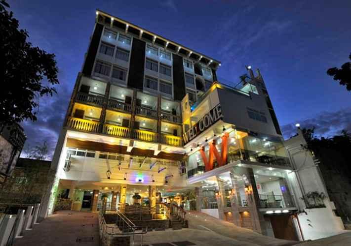 EXTERIOR_BUILDING Wellcome Hotel Cebu