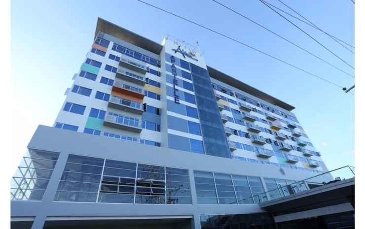 EXTERIOR_BUILDING Alicia Apartelle