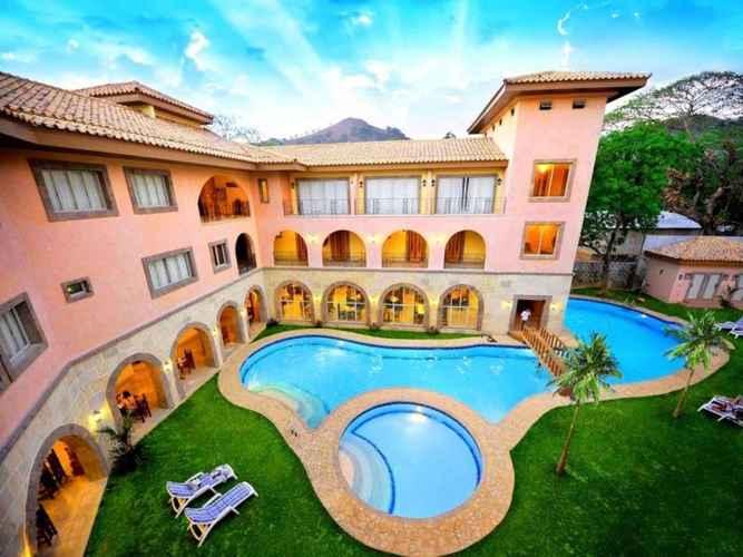 EXTERIOR_BUILDING Corto del Mar Hotel