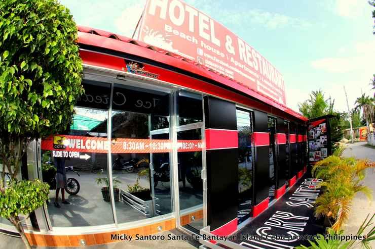EXTERIOR_BUILDING Micky Santoro Hotel & Restaurant