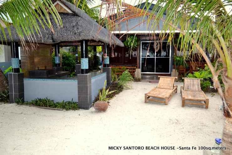 EXTERIOR_BUILDING Micky Santoro Beach Front House