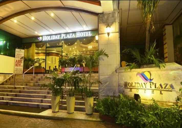 EXTERIOR_BUILDING Holiday Plaza Hotel