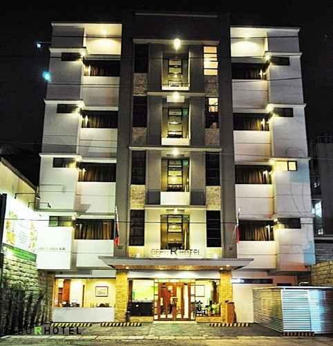 EXTERIOR_BUILDING Cebu R Hotel - Capitol