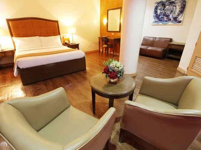 BEDROOM Eon Centennial Plaza Hotel