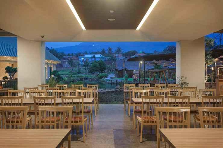 RESTAURANT The Wujil Resort & Conventions