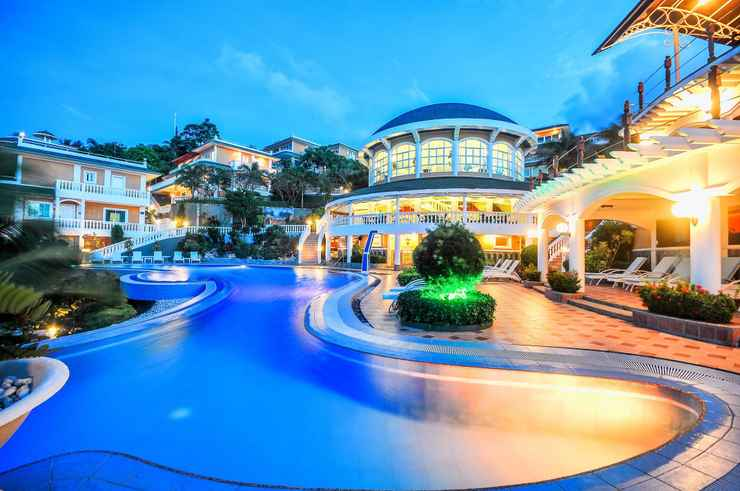 SWIMMING_POOL Monaco Suites De Boracay