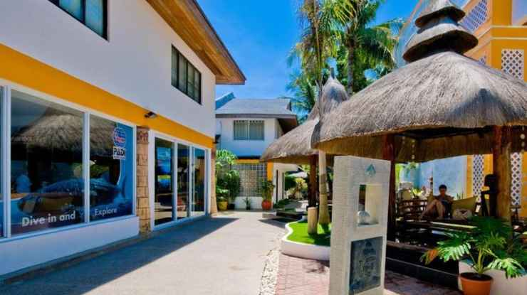 LOBBY Calypso Beach and Dive Resort