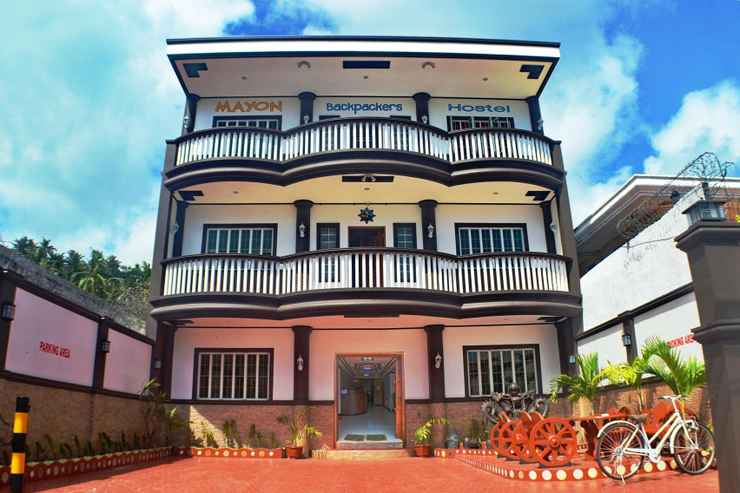 EXTERIOR_BUILDING Mayon Backpackers Hostel