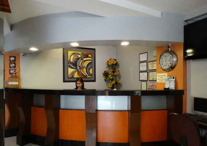 LOBBY Silver Oaks Suites and Hotel