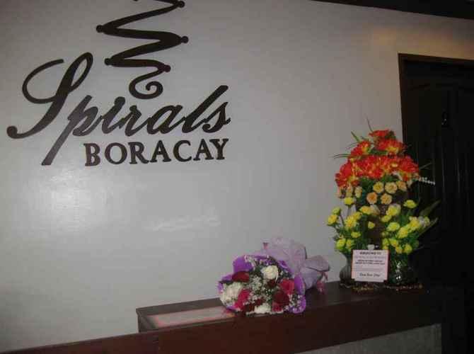 LOBBY Spirals Boracay