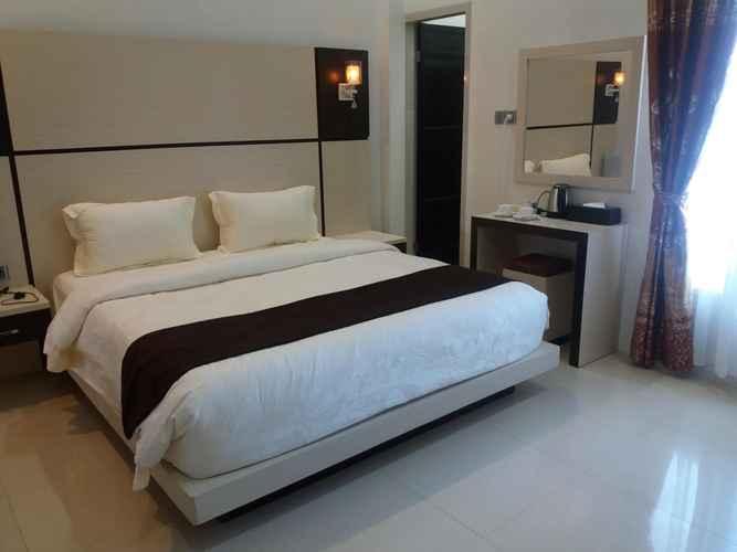 BEDROOM Giszella Hotel