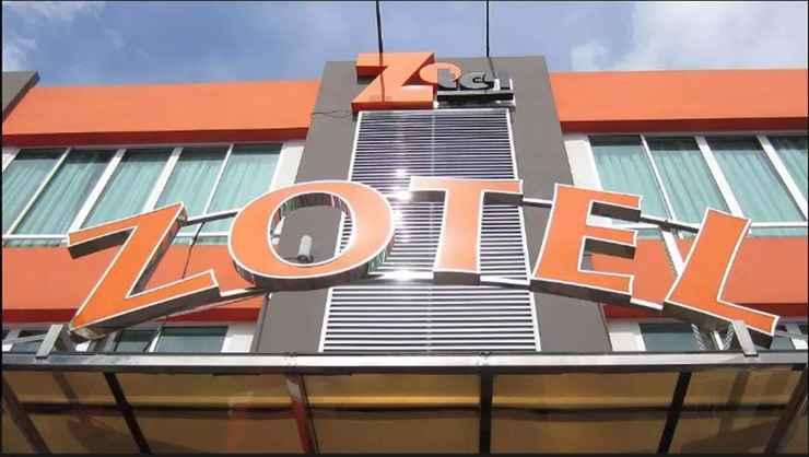 EXTERIOR_BUILDING Zotel Business & Leisure Hotel