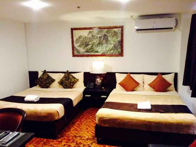 BEDROOM Gervasia Hotel Makati