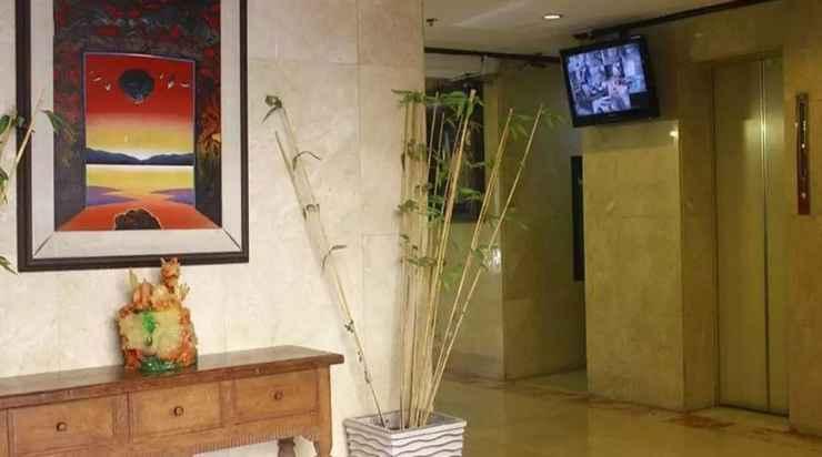 LOBBY Gervasia Hotel Makati