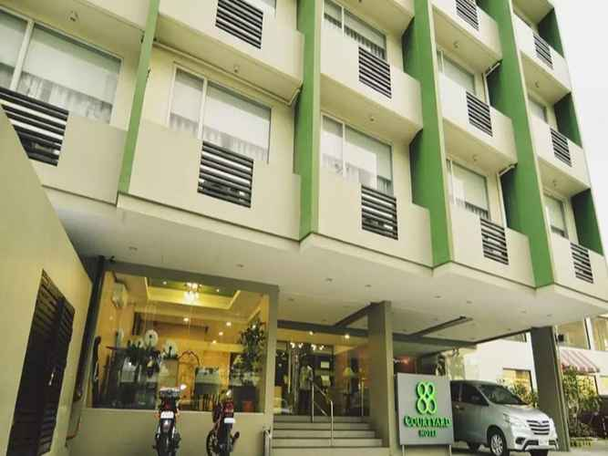 EXTERIOR_BUILDING 88 Courtyard Hotel