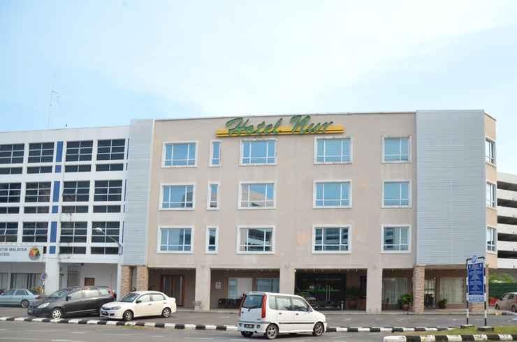 EXTERIOR_BUILDING Hotel Nur Miri