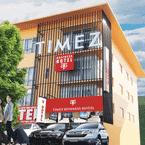 EXTERIOR_BUILDING Timez Business Hotel