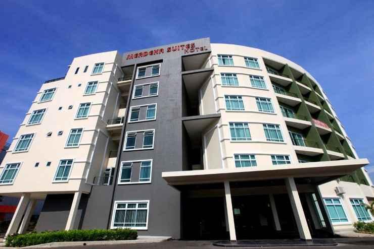 EXTERIOR_BUILDING Merdeka Suites Hotel