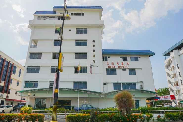 EXTERIOR_BUILDING Miri Hotel