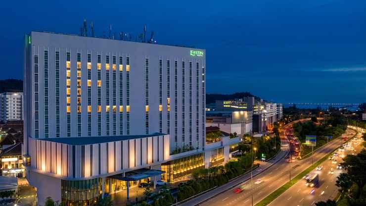 EXTERIOR_BUILDING Eastin Hotel Penang