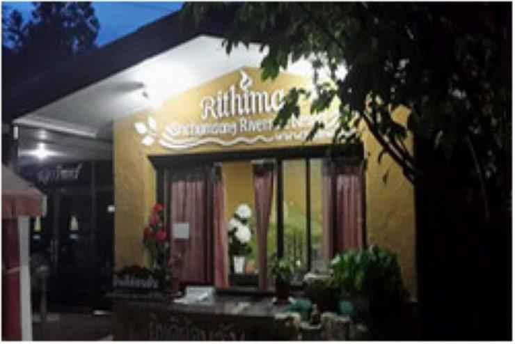 EXTERIOR_BUILDING Rithima Srichumsaeng Riverside Resort