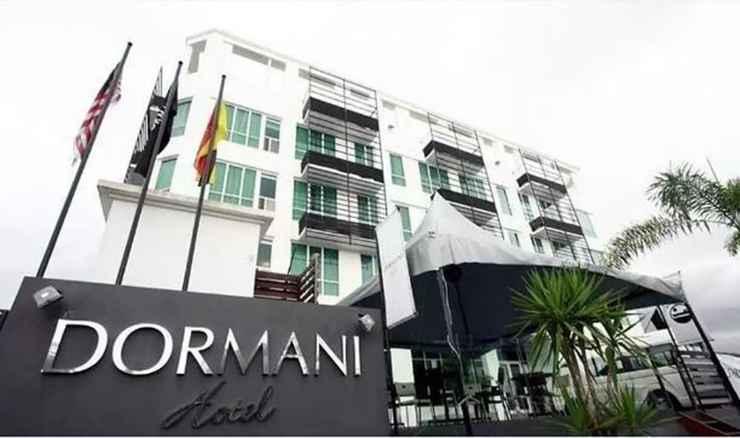 EXTERIOR_BUILDING Dormani Hotel Kuching