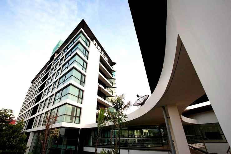 EXTERIOR_BUILDING เนกก้า คอมเพล็กซ์ อพาร์ตเมนต์