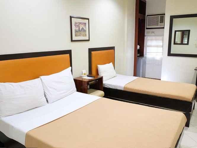 BEDROOM Asia Light Hotel