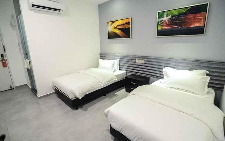 M Design Hotel @ Shamelin Perkasa Kuala Lumpur - Deluxe Twin Room