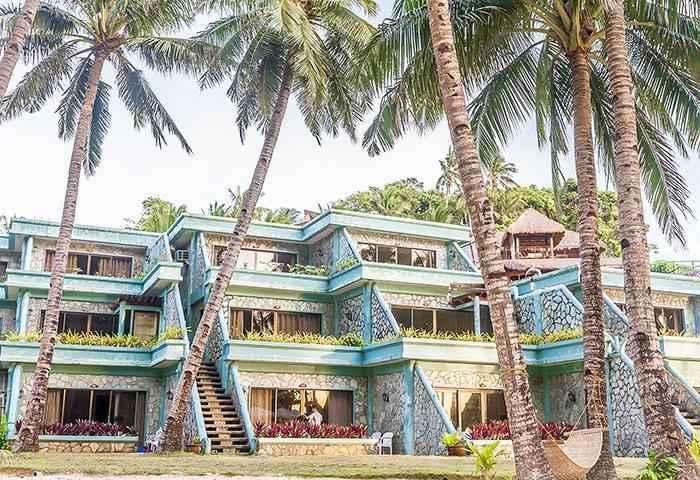 EXTERIOR_BUILDING Boracay Terraces Resort